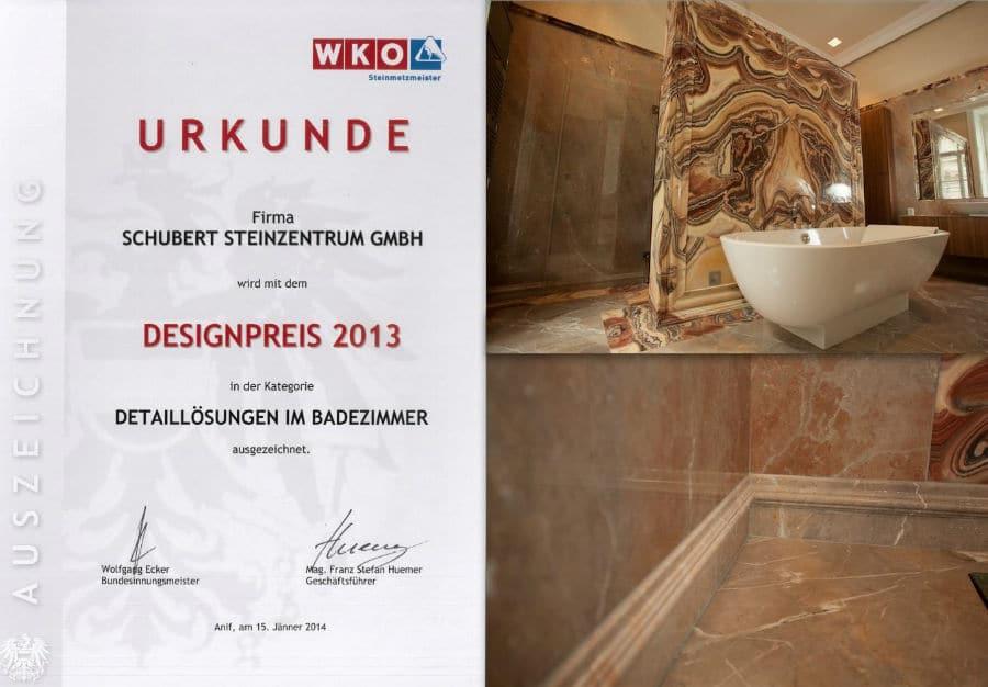 Designpreis Badezimmer