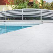Levante Crema sandgestrahlt Pool