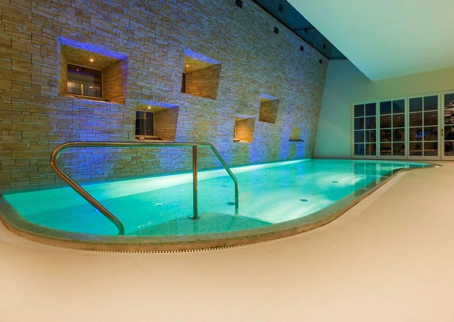 Wellnessbereich in Villa