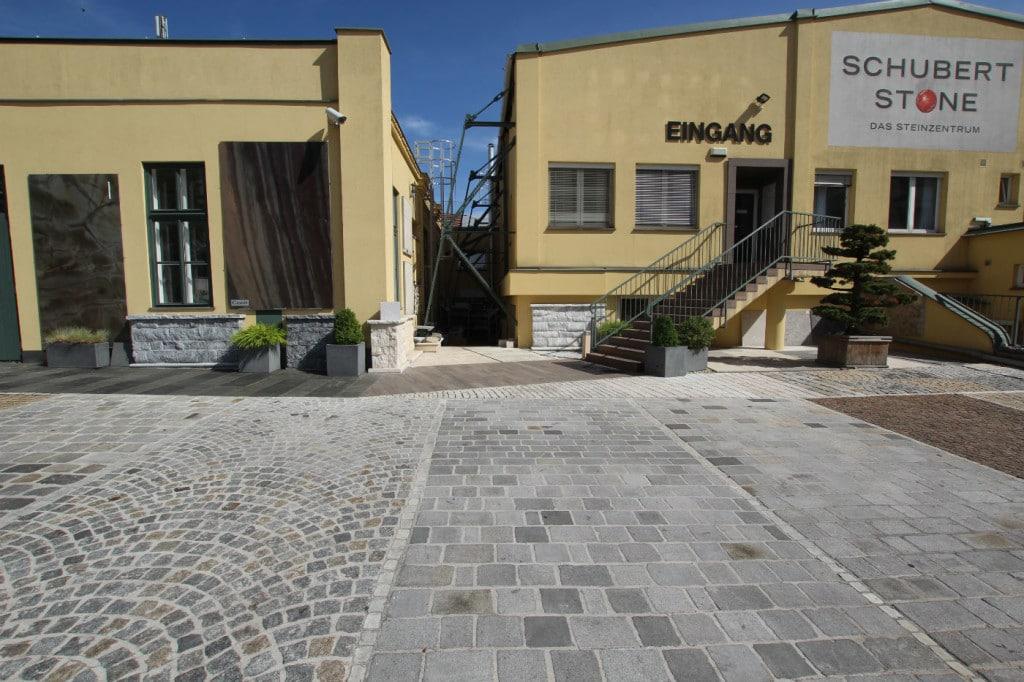 Terrassen terrassenplatten schubertstone wien - Naturstein terrassenplatten ...