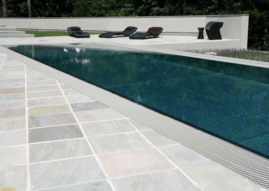 Sandstein Garten Pool