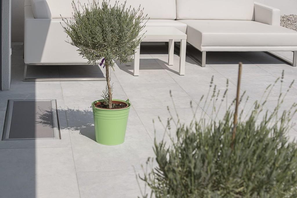 terrassen, Terrassen