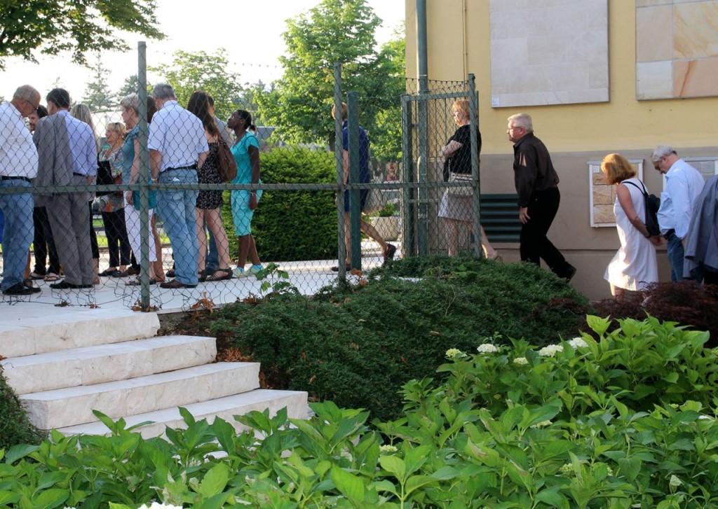 Terrassenausstellung Wien