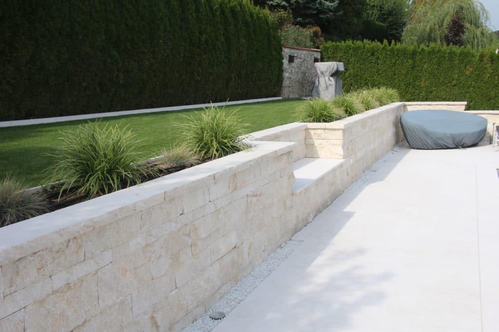 Systemmauer Levante Crema – 2