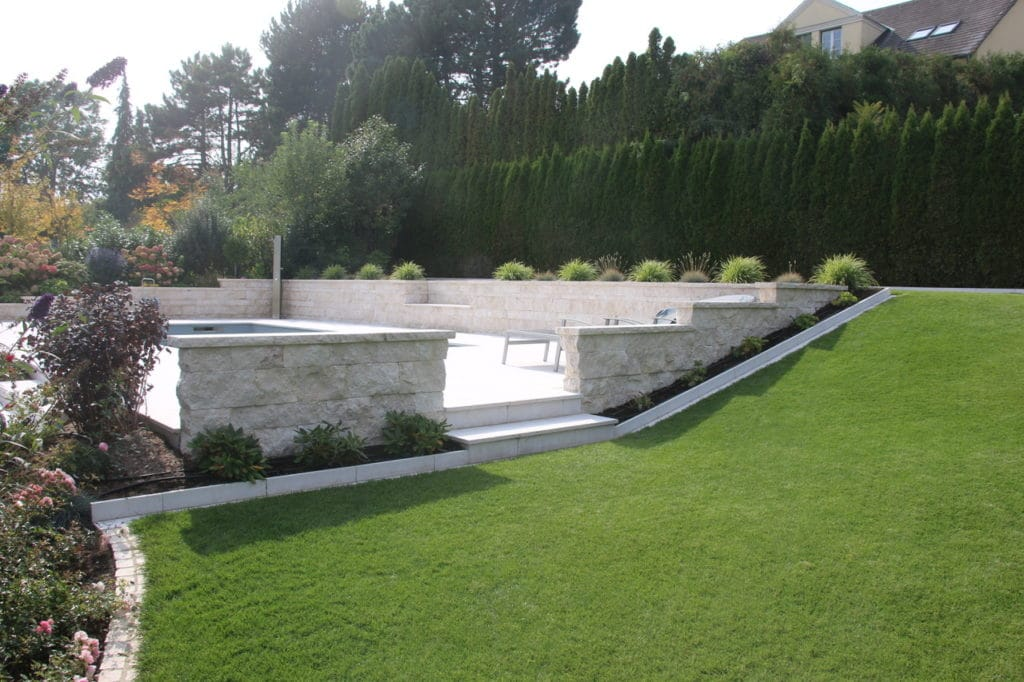 Systemmauer Levante Crema – 6
