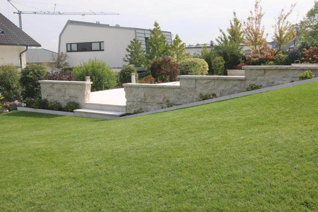 Systemmauer Levante Crema – 8