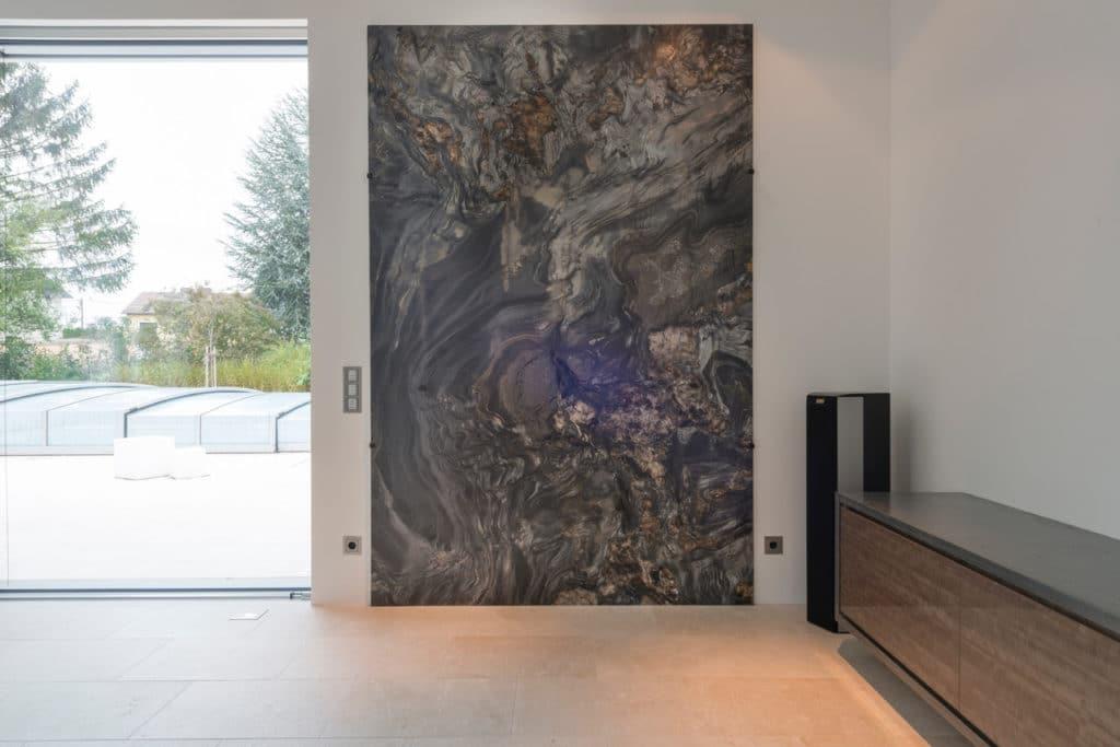 Wandbild Quarzschiefer – 2