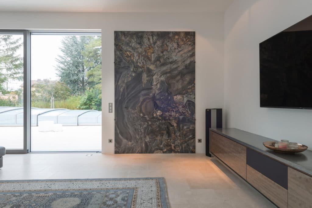 Wandbild Quarzschiefer – 3