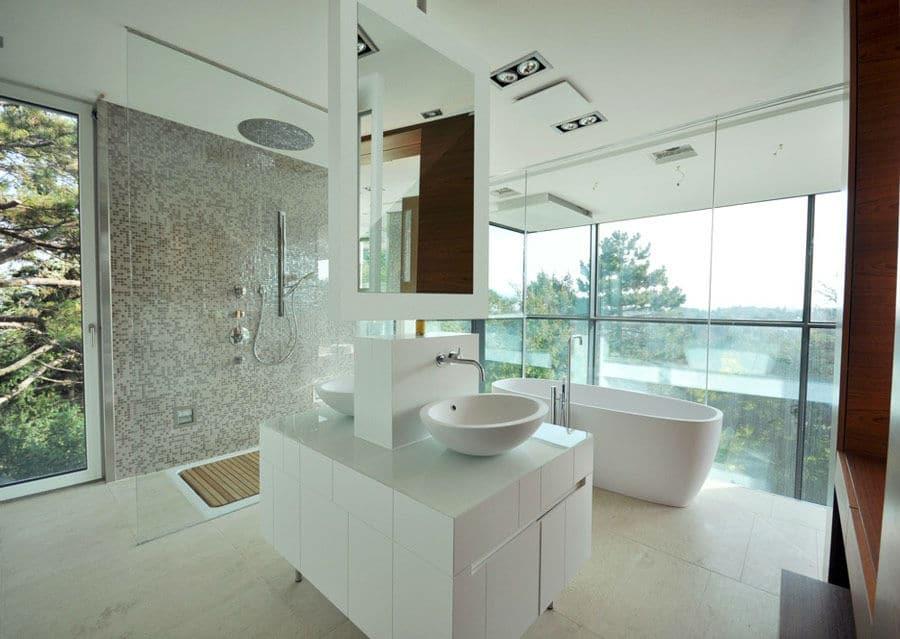 Architektenhaus wien schubert stone naturstein for Architektenhaus modern