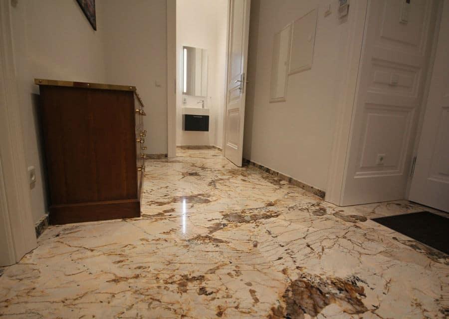 Steinboden Granit