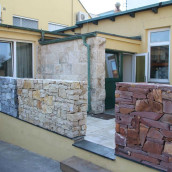 Bruchsteinmauern, Bruchsteinmauern