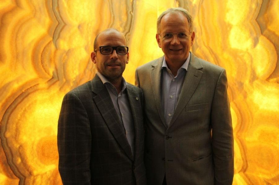 Clemens Widhalm und Thomas Schubert