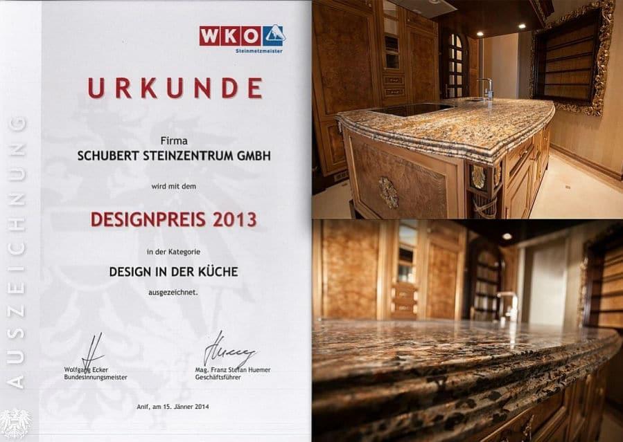 Designpreis 2013 Design Küche