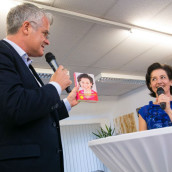 Amon, STEIN & BUCH Event im Steinzentrum – Buchpräsentation von Ingrid Amon | 2014