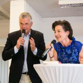 Ingrid Amon im Steinzentrum in Wien 6