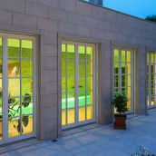 Fassade Naturstein
