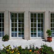 Fassade aus Stein