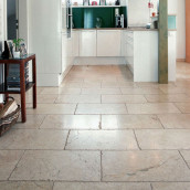 boden antik römisch Kalkstein