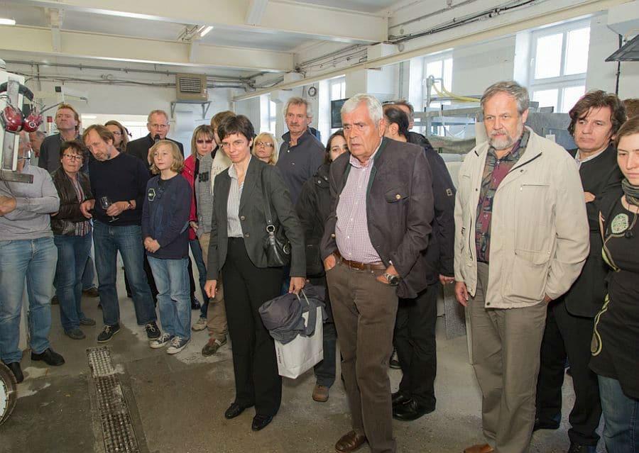 Lange Nacht der Steinmetze 2013 im Schubert Steinzentrum