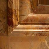 Detail Spiegel in Luxusbad