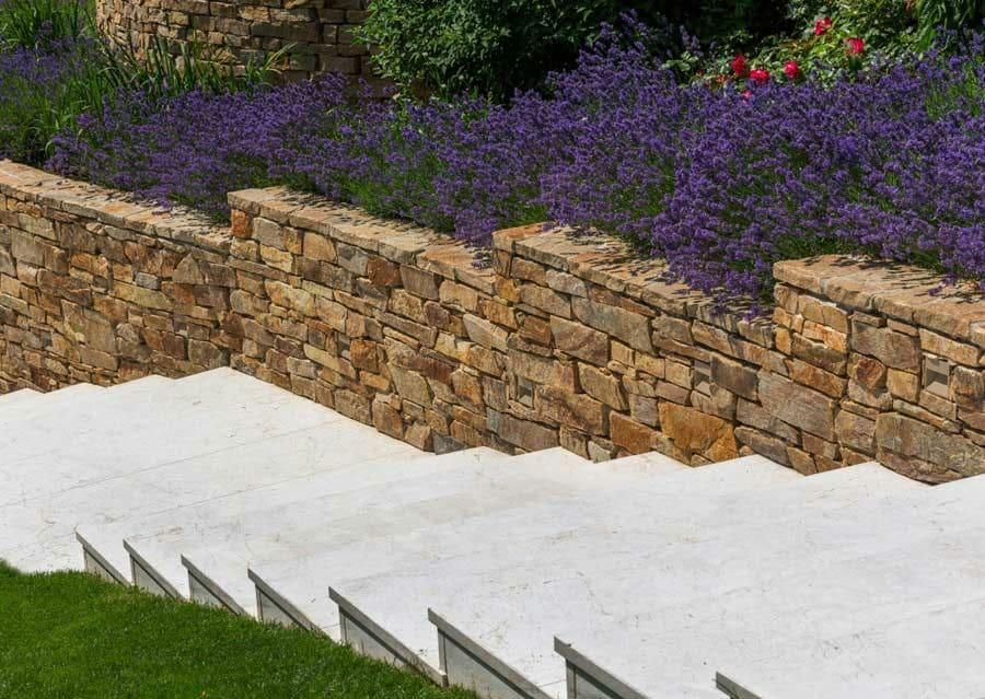 Mauern Gneis