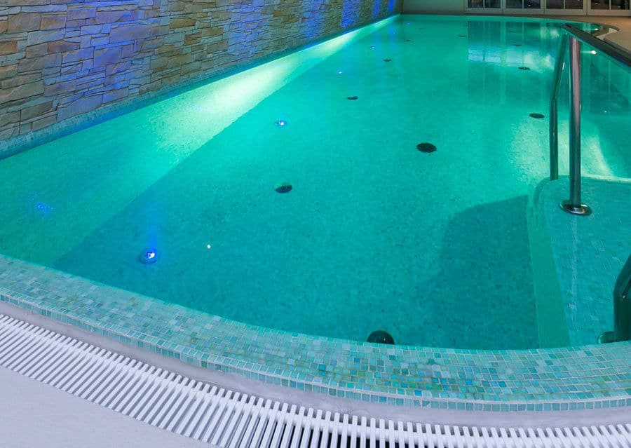 Pool Glasfliesen