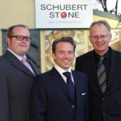 Stein und Glas Event im Schubert Steinzentrum