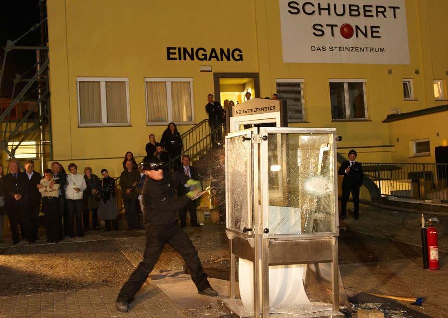 Stein und Glas Event im Schubert Steinzentrum 11