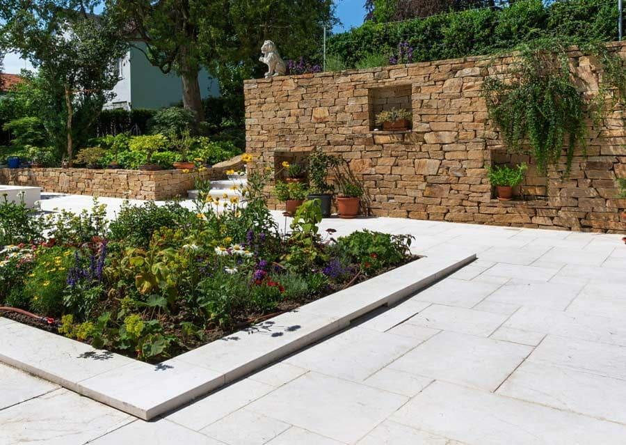 Terrassenplatten Villa