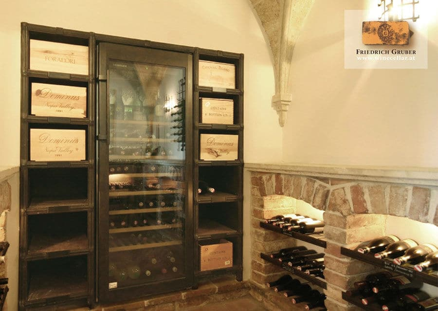 Weinkeller einrichten  Weinkeller - SCHUBERT STONE | Naturstein