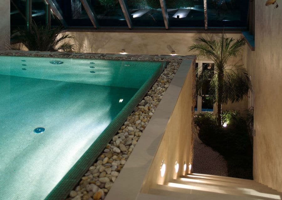Wellness Pool Area