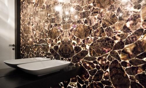 Natursteinwand von Schubert Stone