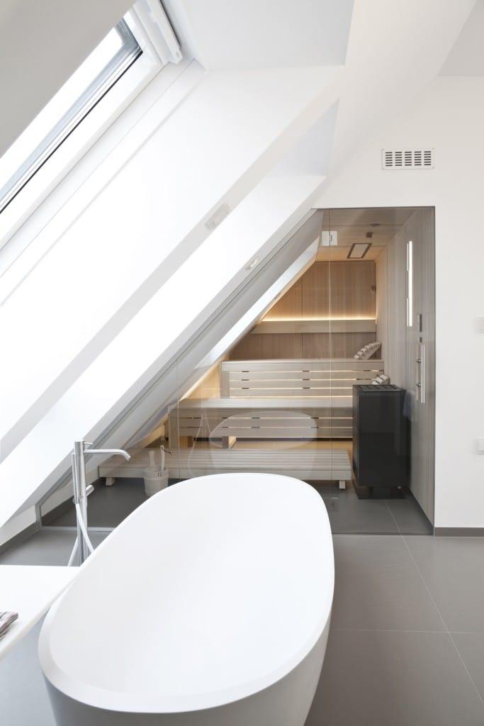 Technostein im Penthouse von SCHUBERT STONE