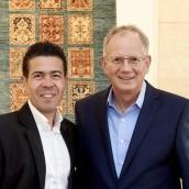 Omar Besim und Thomas Schubert