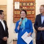 Omar Besim, Andrea Fritze und Thomas Schubert