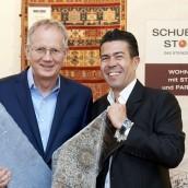 Thomas Schubert und Omar Besim