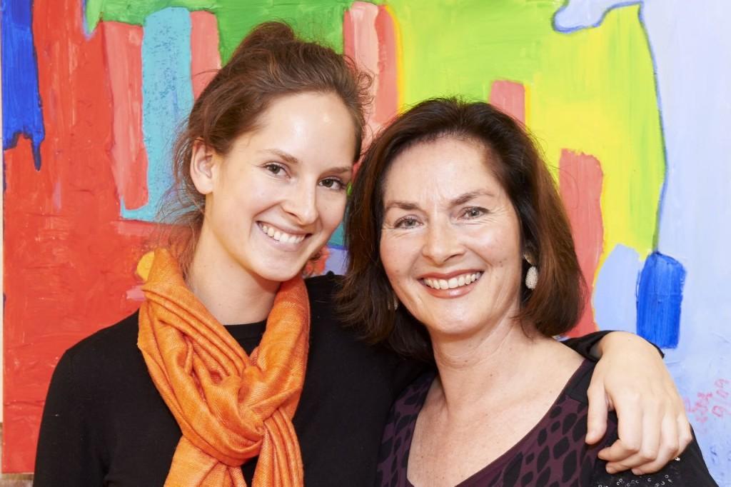 Carina Schubert und Heidi Schubert
