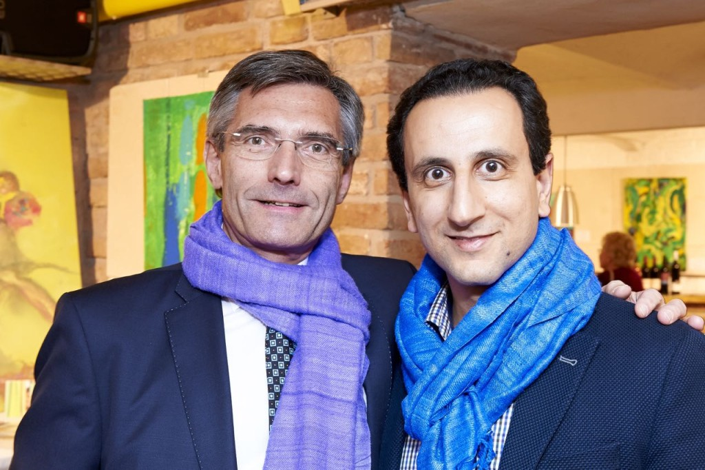Robert Espig, Milan Mohammad