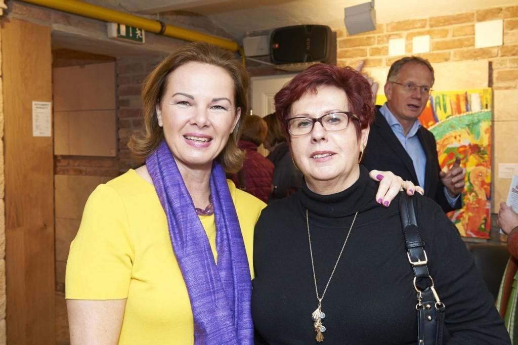 Maria Erlebach bei Schubertstone