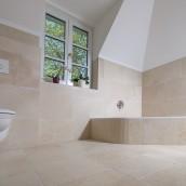 Natursteinverkleidung Badewanne