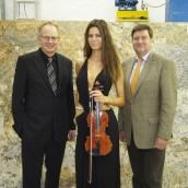 Thomas Schubert und Celine Roschek