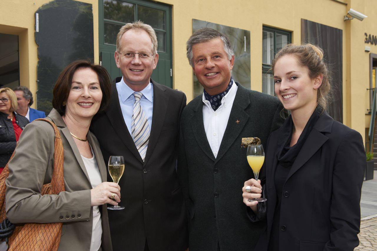 Heidi Schubert, Thomas Schubert, Paul Loser, Carina Schubert