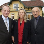 Thomas Schubert und Paul Richter bei SCHUBERT STONE