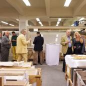 Steinausstellung bei Schubertstone in Wien