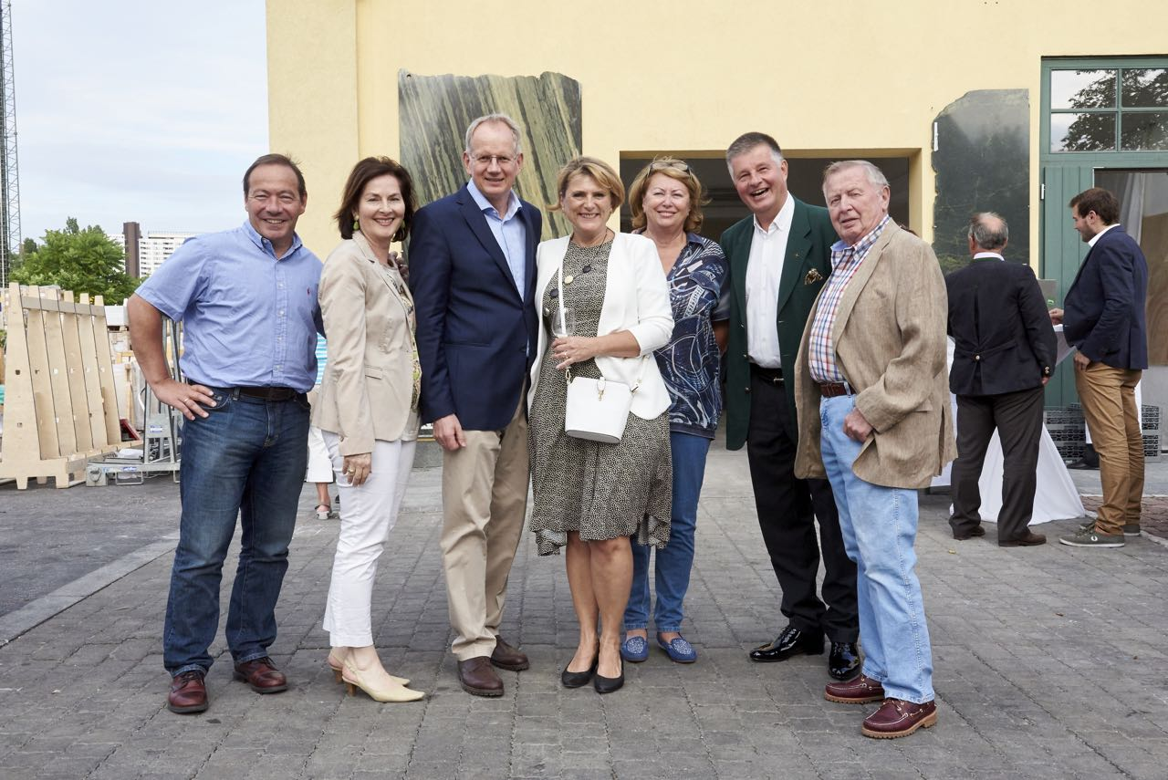Martin Bittner, Heidi Schubert, Thomas Schubert, Gabi Bittner, Paul Loser
