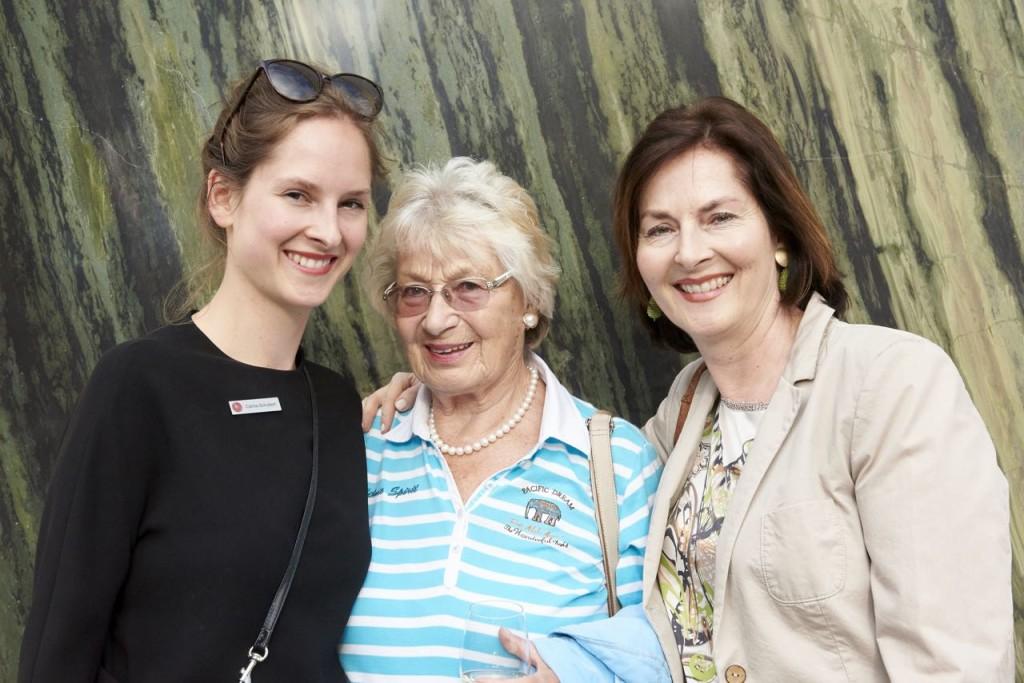 Carina Schubert, Eva Kamner, Heidi Schubert