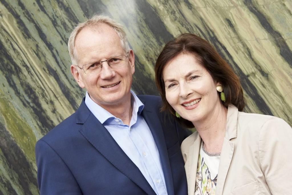 Thomas Schubert und Heidi Schubert bei schubertstone