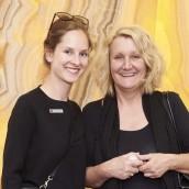 Carina Schubert und Margit Kosma