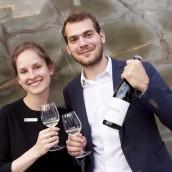 Carina Schubert und Bernhard Schauer