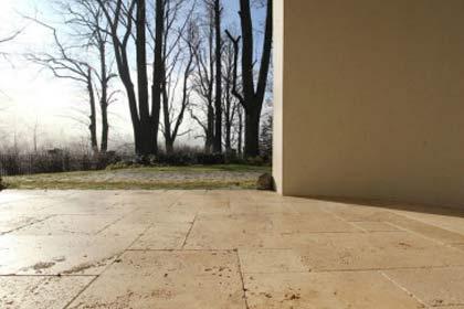 Naturstein Travertin von Schubert Stone